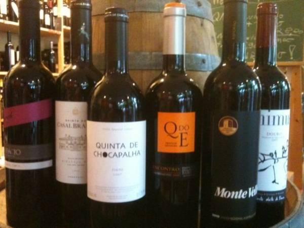 Probierpaket 6 Rotweine unter 10 Euro und alle top aus Portugal