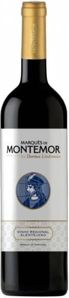 Marques de Montemor Rotwein 2018