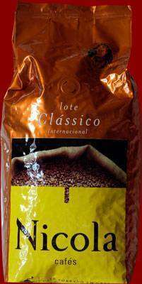 Nicola International Classico Kaffee 1000 gr