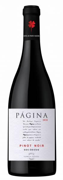 Pagina Pinot von Romana Vini 2019