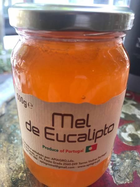 Eukalyptus Honig Portugal 260gr Glas