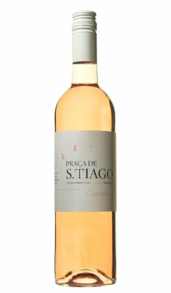 San Tiago rosé Vinho Verde 2018
