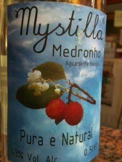 Mystilla Pfirsich Destillat 0,5 L