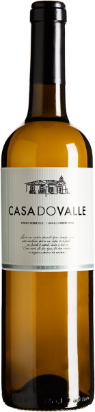 Casa do Valle Adamado Vinho Verde 2015