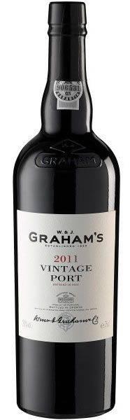 Grahams Vintage Port 2016