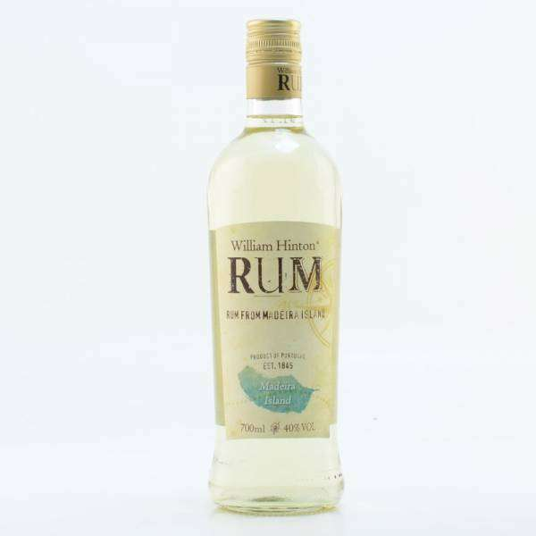 Hinton Rum 9Monate Fassreife Madeira 0,7L