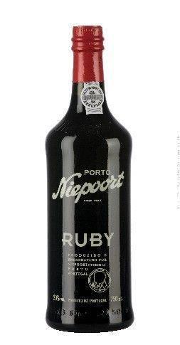 Niepoort Ruby Portwein 0,375L