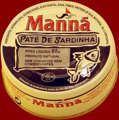 4 x Sardinenpastete 22 gr