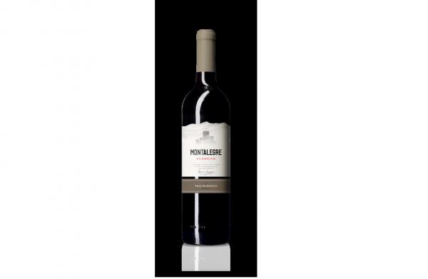 6 Flaschen Sparpaket Montalegre Classico tinto 2014 Rotwein