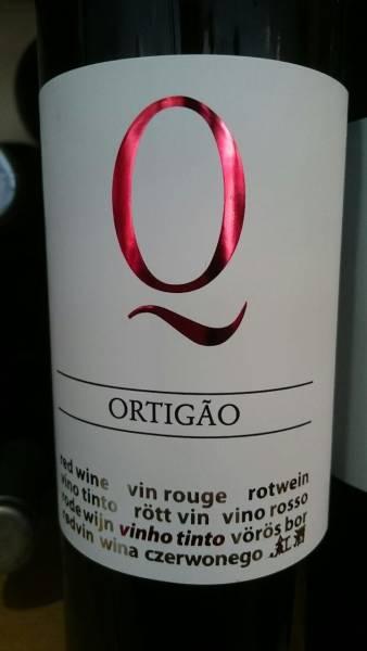 6 Flaschen Ortigão Reserva tinto 2013