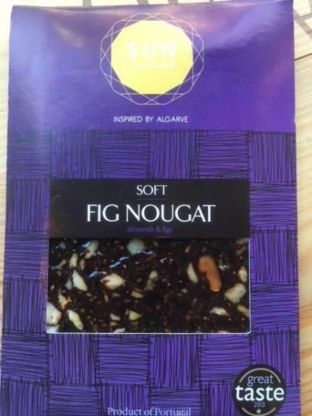 Feigenpaste 100 gr von der Algarve Nougat de Figo
