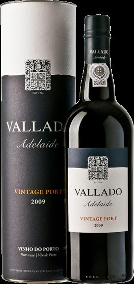 Vallado Vintage Adelaide 2009 Port