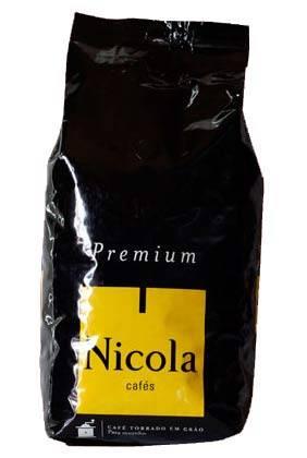 Nicola Premium ganze Bohne 1000 gr Kaffee