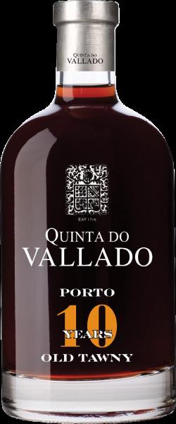 Vallado Tawny 10 Jahre Portwein 0,5L