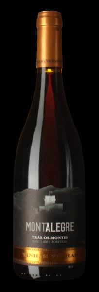 Montalegre Alte Reben tinto 2015 Vinhas Velhas