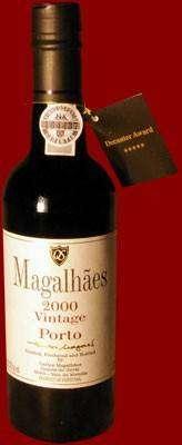 Magalhaes Silval Vintage 2000 0.375 L