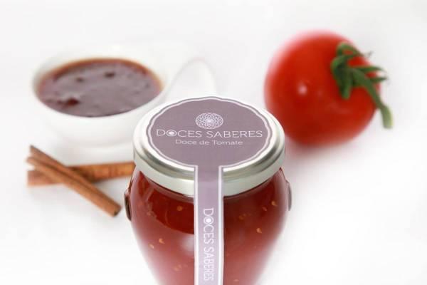 Tomaten Konfitüre 230gr Glas