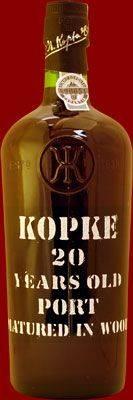 Kopke 20 Years Tawny