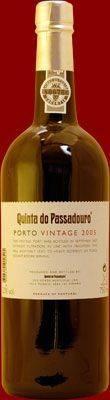 Passadouro Vintage 2005 0.375 L Portwein