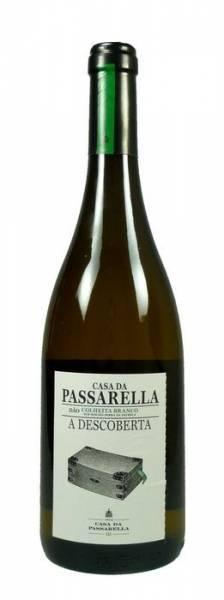 6 Passarella Descoberta 2015 branco mit dem Kofferetikett
