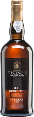 Justinos Reserva Fine Dry Madeira 10 Years old
