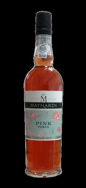 Maynard's Pink Portwein zertifiziert
